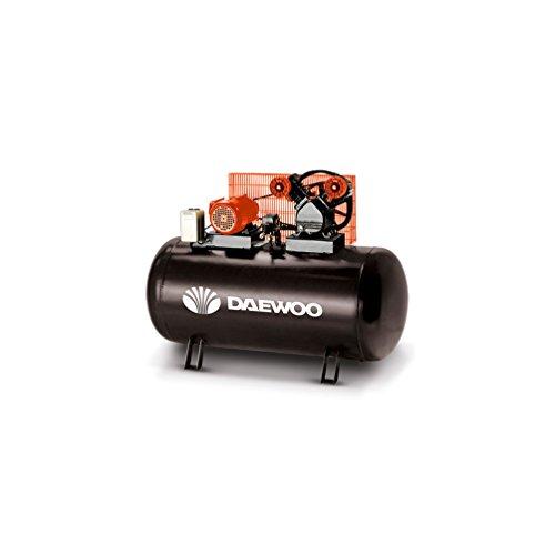 Daewoo DAC300 – Compressore elettrico 5.5 HP,380 V, trifase, 300 L, cinghie