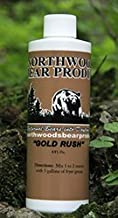 Gold Rush - #1 Bear Bait Attractant Additive, Strong Butterscotch Aroma Bears Can't Resist