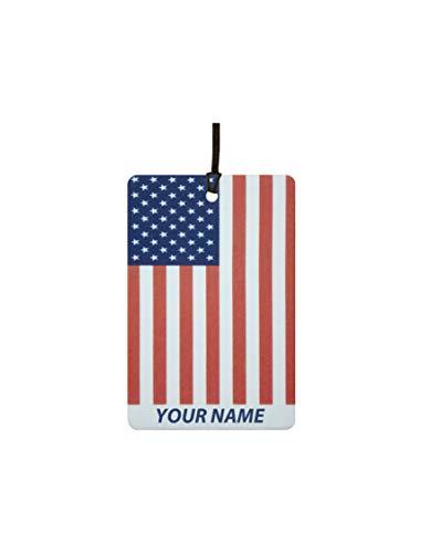 AAF Désodorisant De Voiture Personnalisé Drapeau USA Flag
