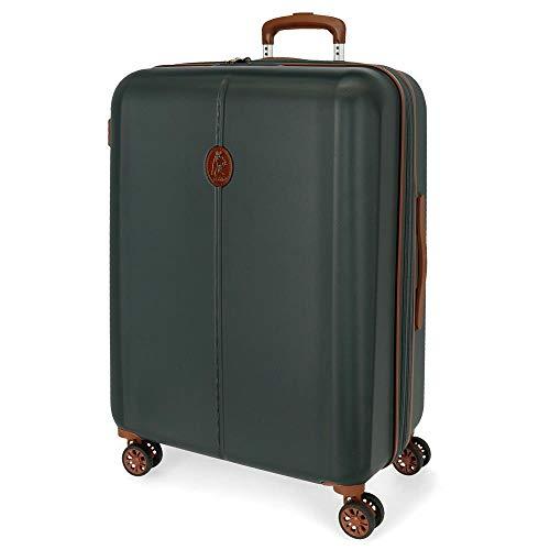 Koffer M El Pesta Ocuri 70 cm groen