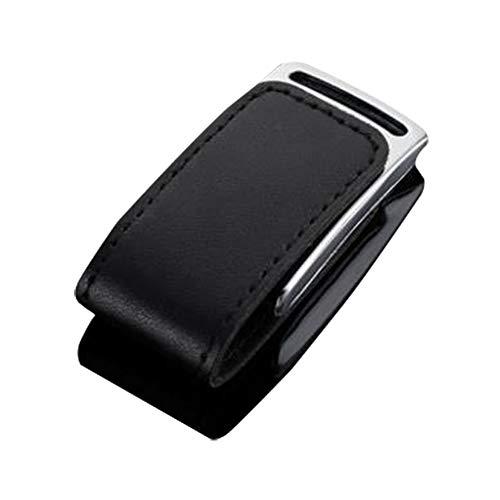 Skyeye Funda de Piel Negro Estilo U Disco USB Flash Drive Pen...