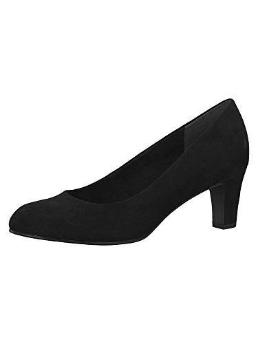 Tamaris Damen 1-1-22418-23 Pumps, Schwarz (Black 1), 37 EU