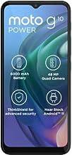 MOTOROLA G10 Power 64 GB 4 GB RAM Breeze Blue