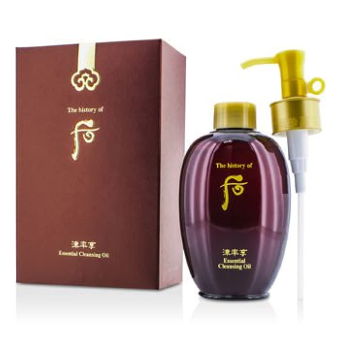 お父さん天才受益者[Whoo (The History Of Whoo)] Jinyulhyang Essential Cleansing Oil 200ml/6.76oz