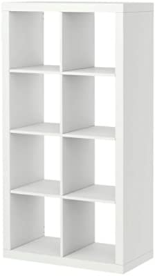 IKEA Kallax Bookcase Room Divider Cube 802.Display , White