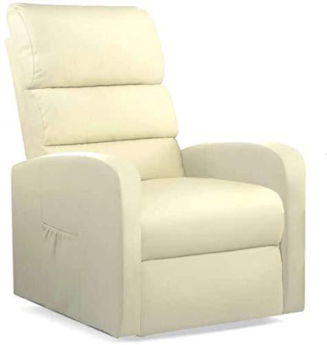 Poltrona massaggiante Relax alzapersonas modello LBH Plus (Beige)