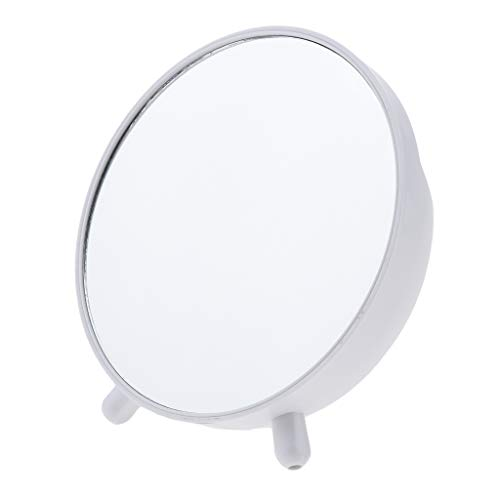 MERIGLARE Miroir Cosmétique De Table, 3 Couleurs Au Choix - Blanc