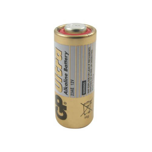 Lenmar Coin Cell Battery Replaces OEM Generic E23A LR23A Kodak 23A