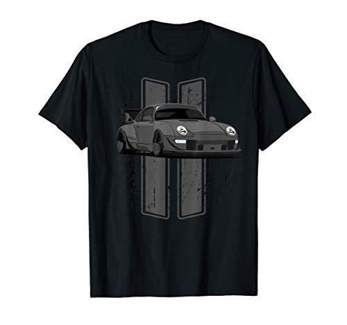 Automotive Retro Racecar JDM Tuning Wear Vintage Auto T-Shirt