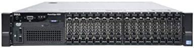 Dell PowerEdge R820 16 Charlotte Mall Bays 2.5 E5-4603 Intel Ranking TOP20 Server - 4X Xeon