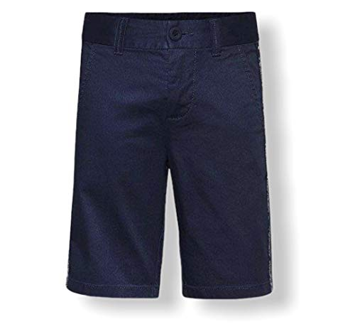 Tommy Hilfiger Jungen TH Flex Tape Chino Shorts, Twilight Navy, 14