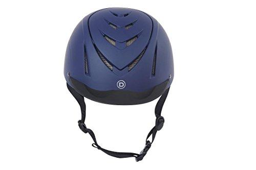 Dublin Chevron Helmet Navy Medium-Large