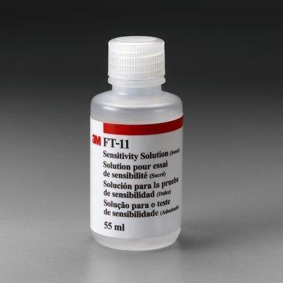 3M Health Care FT-11 Sensitivity Solution, Sweet, 55 mL Bottle (Pack of 6)