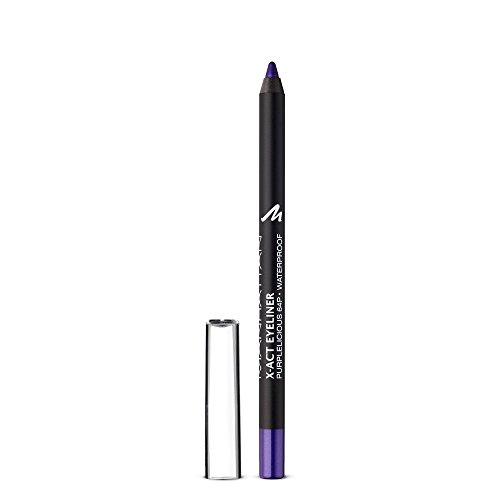 Manhattan X-Act Eyeliner Pen – Lila Eyelinerstift für den perfekten Lidstrich – Waterproof – Farbe Purplelicious 64P – 1 x 1g