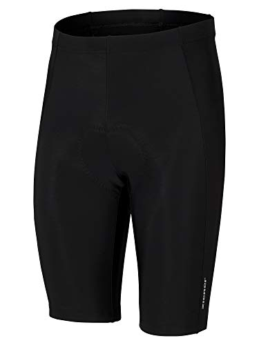 Ziener Herren Nahid X-Function Fahrrad-Tight/Rad-Hose - Mountainbike/rennrad - Atmungsaktiv|schnelltrocknend|gepolstert, Black, 52