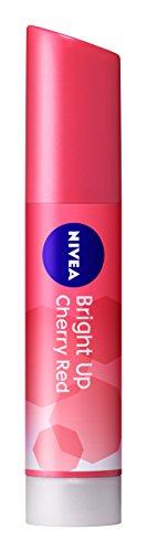 Nivea Natural Color Lip Bright up Cherry Red 3.5g
