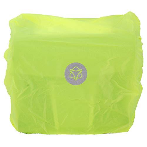 AGU Performance Regenhoes Fietstas - Raincover voor stuurtassen - Maat S - Neon geel