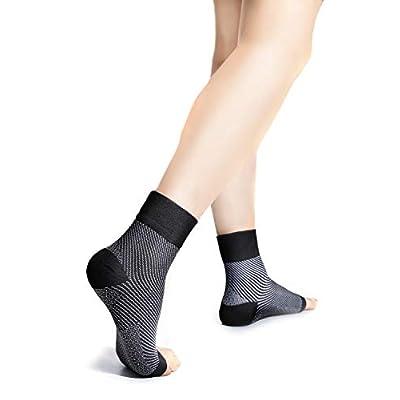 足首サポーター 足底筋膜炎