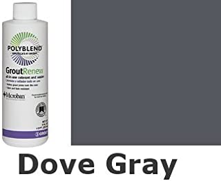 Custom Grout Dove Gray