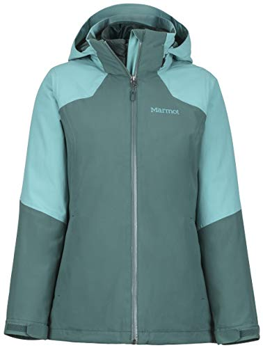 Marmot Featherless Component Jacket – Women's Mallard Green/Meadowbrook X-Large