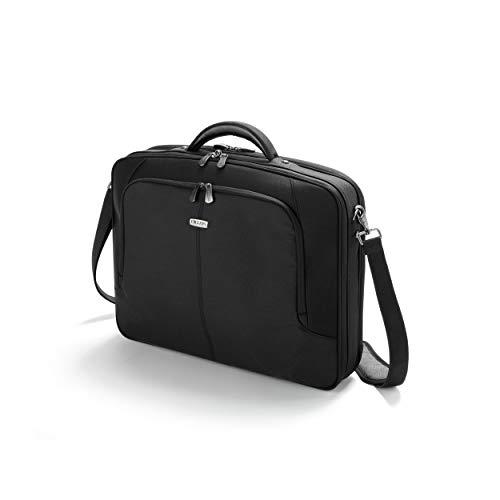 Dicota Multi Plus Aktentasche für Notebook 14-15.6'', Schwarz, 48 cm