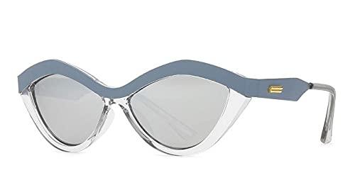 U/N Gafas de Sol Negras de Moda Unisex Gafas de Sol Retro de Lujo Gafas de Mujer Unisex Shades-3