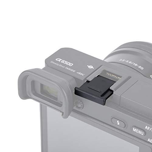 2 Pack JJC FA-SHC1M Hot Shoe Cover Cap for Sony A6000 A6100 A6300 A6400 A6500 A6600 A7 A7 II A7 III A7R IV A7R III A7R II A7R A7S A7S II A9 A99 II A77 II RX1 RX1R II RX10 IV III and More Sony Camera