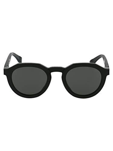 Mykita Luxury Fashion Damen MMRAW007812BLACK Schwarz Acetat Sonnenbrille | Jahreszeit Permanent