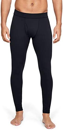 Under Armour Men s Packaged Base 2 0 Leggings Black 001 Pitch Gray X Large product image