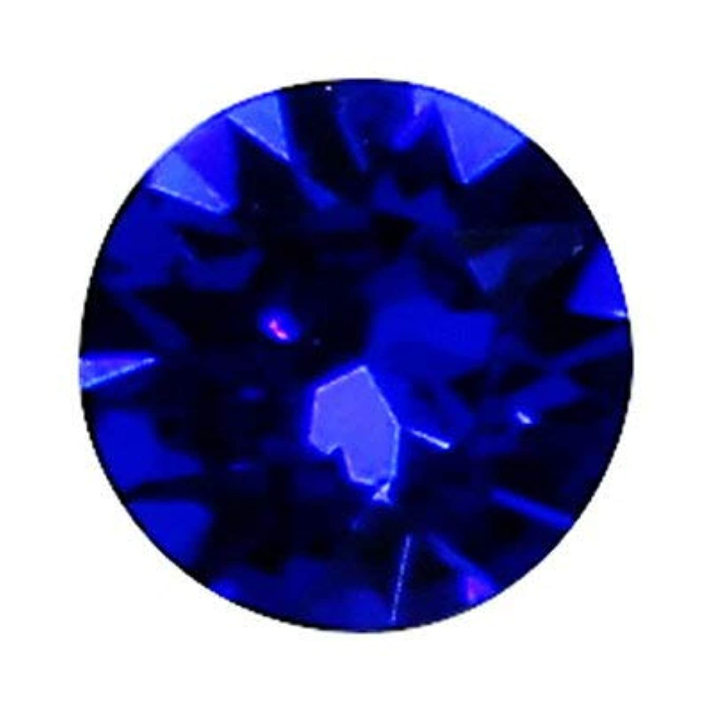 非互換なぜなら緩めるSWAROVSKI マジェスティック?ブルー ss29 #1088 チャトン(Vカット) 12P
