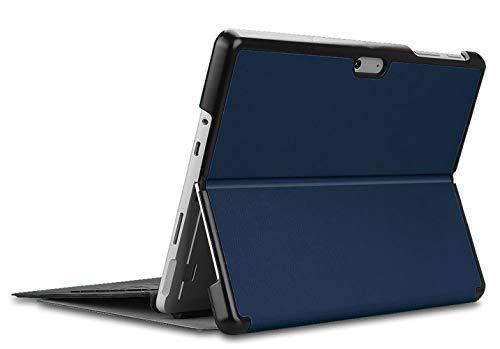 Kepuch Couro-PU Capas Bolsas Estojos para Surface Pro 7 6 5 4 - Azul