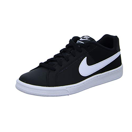 Nike Damen Wmns Court Royale Tennisschuhe, Schwarz (Black/White 010), 37.5 EU