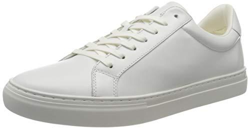 Vagabond Herren Paul Sneaker, Weiß (White 01), 41 EU