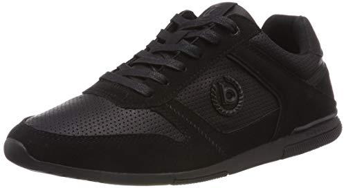 bugatti Herren 321732015400 Sneaker, Schwarz, 42 EU