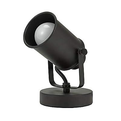 "Catalina Lighting 18775-012 Multi Purpose Spotlight Desk or Wall Mount Accent Lamp, 6"", Bronze"