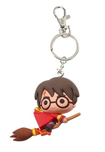 SD toys - Harry Potter - Portachiavi a forma di mantello rosso, multicolore (SDTWRN21788)