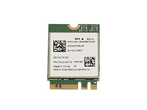 Lenovo Adaptador WLAN/Bluetooth WLAN 802.11ac/abgn Original para la série Yoga 510-14IKB (80VB)
