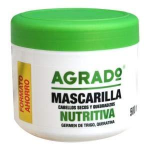 Mascarilla capilar nutritiva para cabellos secos 500 ml - Agrado