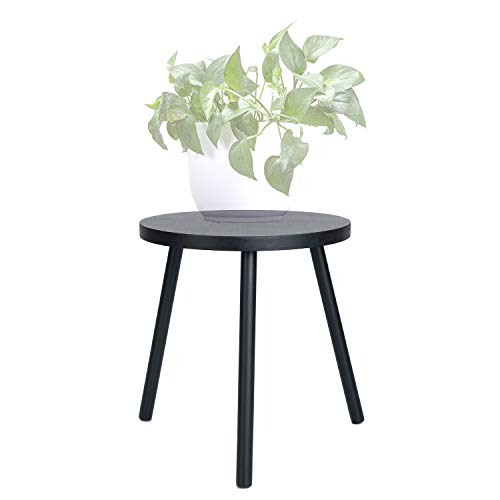 TIMEYARD Mid Century Plant Stand, Indoor Tall Plant Stand Wood Planter Holder...