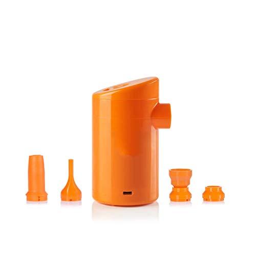 Wiederaufladbare leichteste Luftpumpe-blasen Sie Luftmatratze-Pumpe, USB-Batterie-angetriebene und betriebene bewegliche Luftpumpe für Luft-Sofa,Pool-Hin- und Herbewegung und Luftmatratze schnell auf