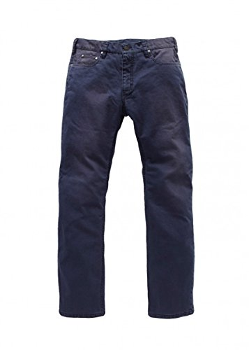 Vintage Industries - Greystone Jeans Hose - navy: Größe Hose: 38 W / 34 L