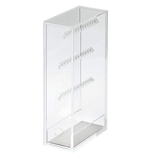 Muji Acrylständer Für Schmuck, 6,7 cm Breite x 13 cm Tiefe x 25 cm Höhe
