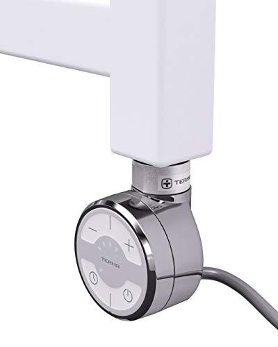 Thermostat Heizstab, Heizpatrone, Heizelement Modell CORE 600 Watt (Chrom)