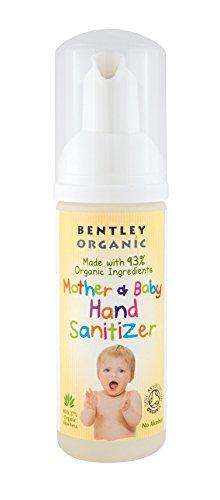 Bentley Organic Desinfectante de Manos para Mamá y Bebe, 2 Piezas