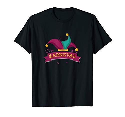 Karneval   Karnevalskappe   Fasching   Helau T-Shirt