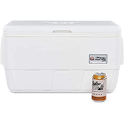 Igloo 36 Quart Marine Ultra Cooler, White