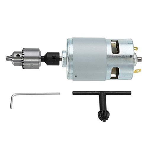 LHQ-HQ 12-24 775 Taladro Motor eléctrico con portabrocas de Motor for el Pulido de perforación de Corte Motor eléctrico