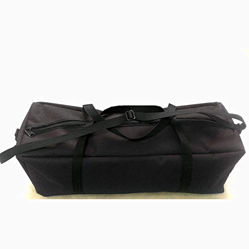 Padded Stroller Travel Bag for Airplanes. UK Made by Genesis. Universal Umbrella Stroller Travel Bag in Black
