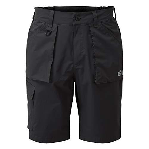 Gill 2018 Mens OS3 Coastal Sailing Shorts Graphite OS31SH Mens - L