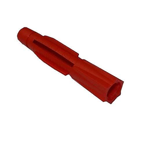 1000 Stück 6mm 6x33 Universaldübel Dübel rot ohne Kragen